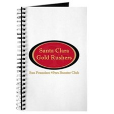 Gold Rusher Logo Journal