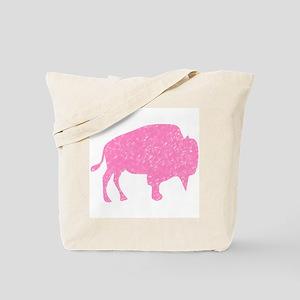 Buffalo P Tote Bag