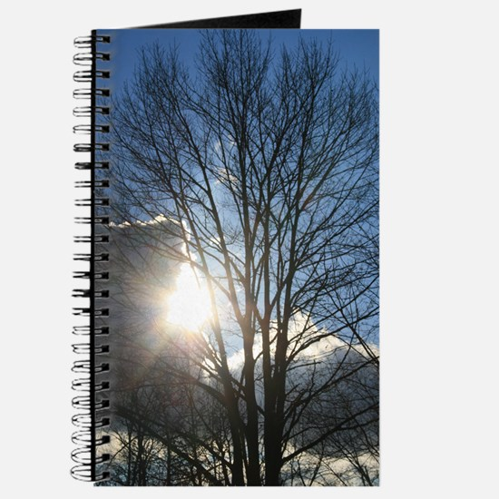 Sun & Tree Journal