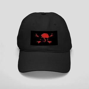 Scalawag 1a-red Black Cap