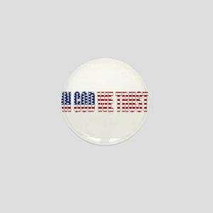 In GOD We Trust Mini Button