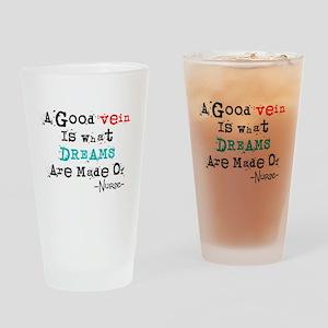 NurseSayings 2 Drinking Glass