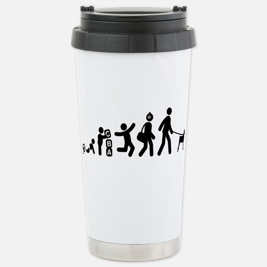 Boerboel Stainless Steel Travel Mug