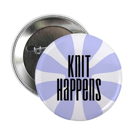 Knit Happens Button