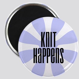 Knit Happens Magnet