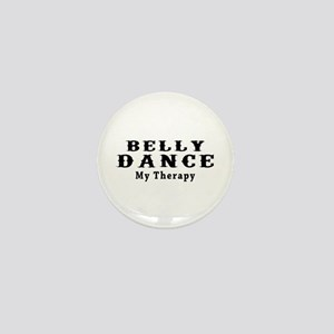 Belly Dance My Therapy Mini Button