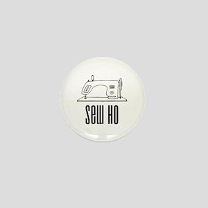 Sew Ho - Sewing Machine Mini Button