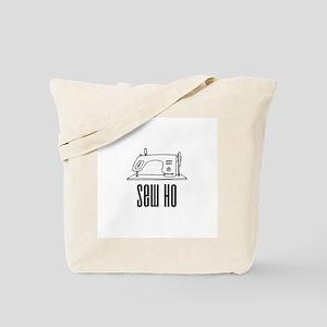 Sew Ho - Sewing Machine Tote Bag