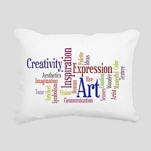 Artists Word Cloud, Creativity, Expression! Rectan