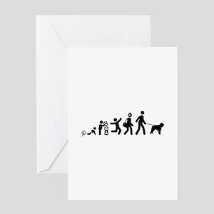 Bouvier des Flandres Greeting Card
