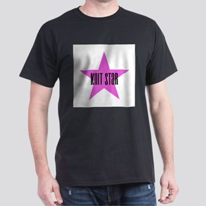 Knit Star Dark T-Shirt
