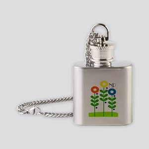 NP 3 Flask Necklace
