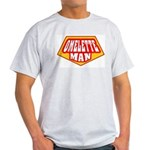 Omelette Man Ash Grey T-Shirt