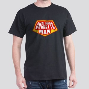 Omelette Man Dark T-Shirt