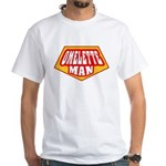 Omelette Man White T-Shirt
