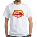 Omelette Woman White T-Shirt