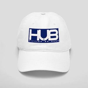 Sitting on HUBs Cap