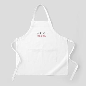 Stitch Bitch BBQ Apron