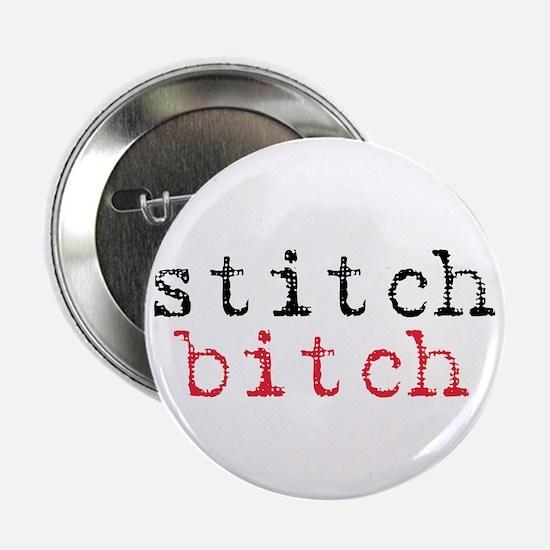 Stitch Bitch Button