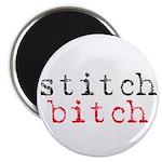 Stitch Bitch Magnet