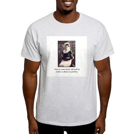 Make a Skein in Public Ash Grey T-Shirt