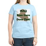 Iraq - Been There Done That Women's Pink T-Shirt