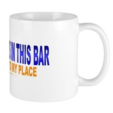 Lead To My Place Mug