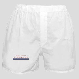 Boxer Shorts: Al Franken What