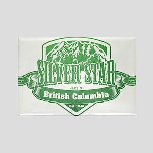 Silver Star British Columbia Ski Resort 3 Magnets