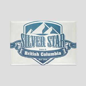 Silver Star British Columbia Ski Resort 1 Magnets