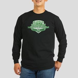 Snowbasin Utah Ski Resort 3 Long Sleeve T-Shirt