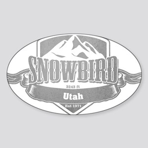 Snowbird Utah Ski Resort 5 Sticker