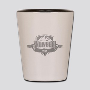 Snowbird Utah Ski Resort 5 Shot Glass