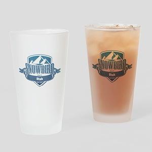 Snowbird Utah Ski Resort 1 Drinking Glass