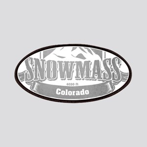 Snowmass Colorado Ski Resort 5 Patches