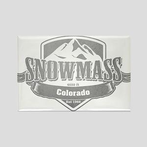 Snowmass Colorado Ski Resort 5 Magnets
