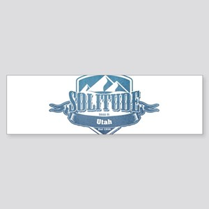 Solitude Utah Ski Resort 1 Bumper Sticker