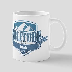 Solitude Utah Ski Resort 1 Mugs