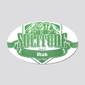 Solitude Utah Ski Resort 3 Wall Sticker