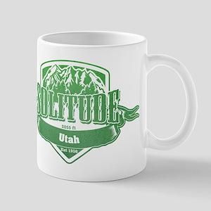 Solitude Utah Ski Resort 3 Mugs