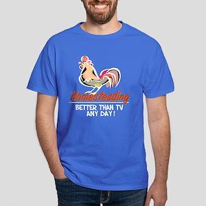 Homestead Rooster Dark T-Shirt
