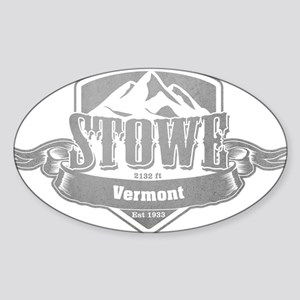Stowe Vermont Ski Resort 5 Sticker