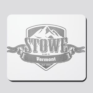 Stowe Vermont Ski Resort 5 Mousepad