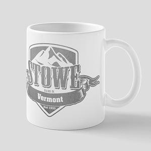 Stowe Vermont Ski Resort 5 Mugs