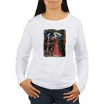 Sharing The Cup Women's Long Sleeve T-Shirt