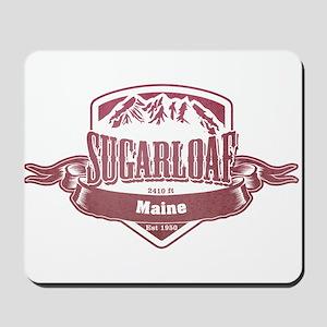 Sugarloaf Maine Ski Resort 2 Mousepad