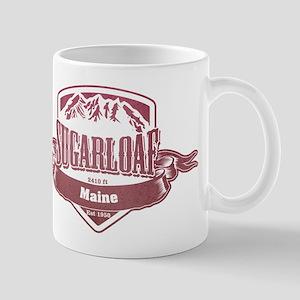 Sugarloaf Maine Ski Resort 2 Mugs