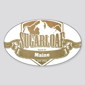 Sugarloaf Maine Ski Resort 4 Sticker