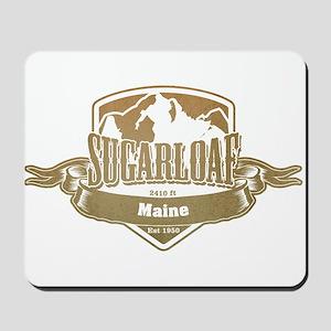Sugarloaf Maine Ski Resort 4 Mousepad