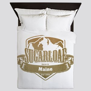 Sugarloaf Maine Ski Resort 4 Queen Duvet